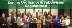 The Zoning Ordinance and Subdivision Regulations Rewrite Is Adopted!