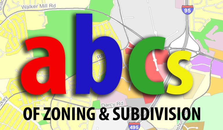 ABCS of zoning image