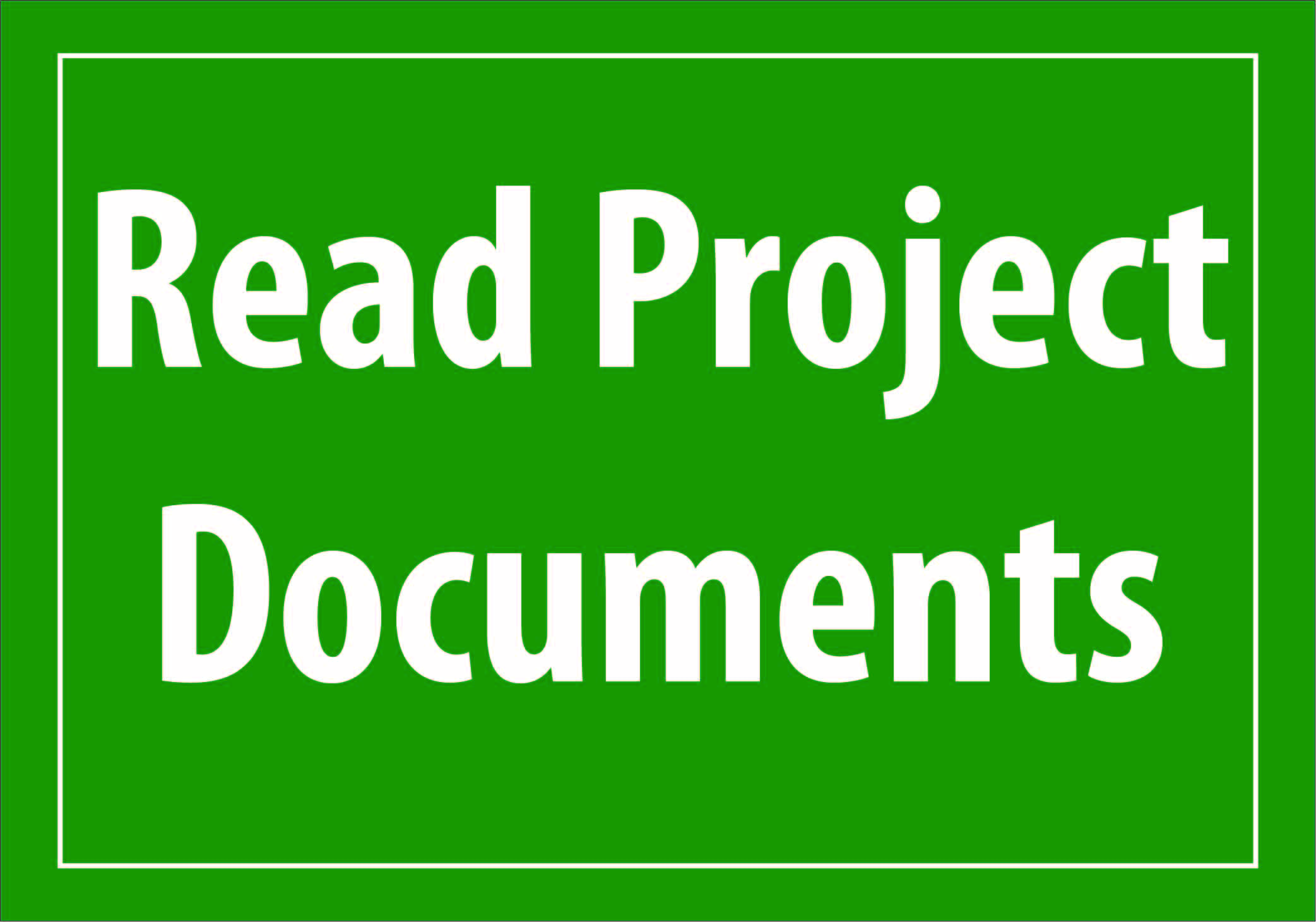 Read Project Documents